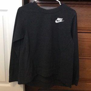 Nike Hi-Lo Long Sleeve